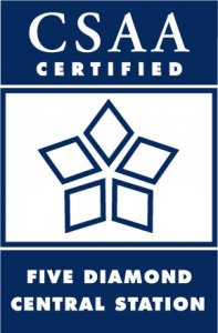 CSAA Five Diamond Logo