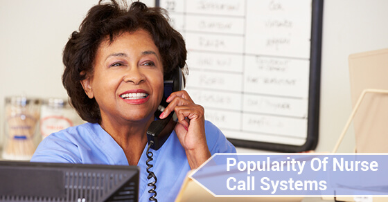 Popularity Of Nurse Call Systems