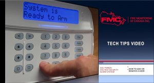 How to Add or Remove a User from a DSC Power Series and DSC Power Series Neo Intrusion Alarm System