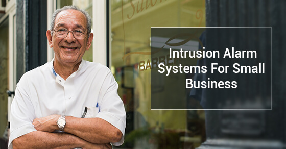 Intrusion Alarm Systems For Small Business