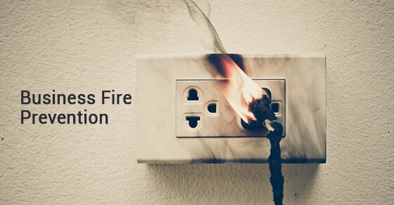 Business Fire Prevention
