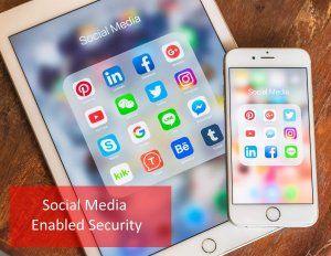 Social Media Enabled Security
