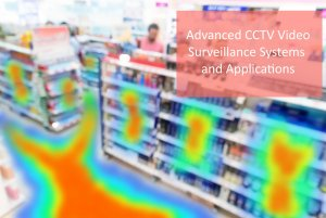 Advanced CCTV Video Surveillance System with Heat Map