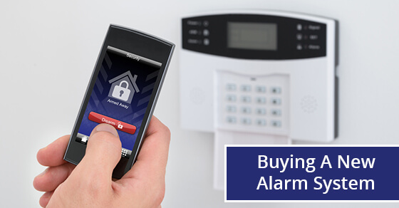 Buying A New Alarm System