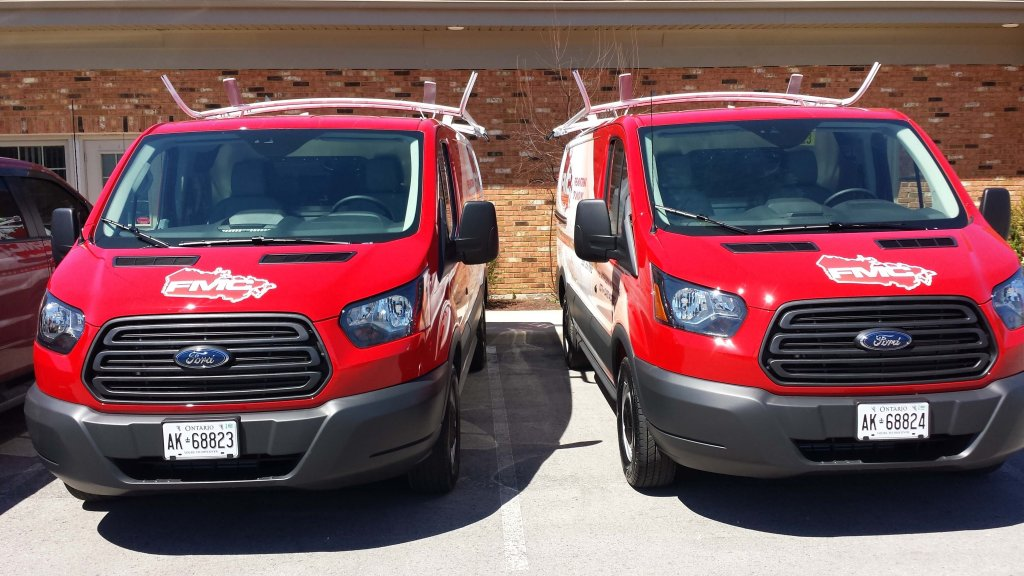 New Fire Monitoring Service Vehicles