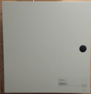 DSC Neo Security Alarm Panel