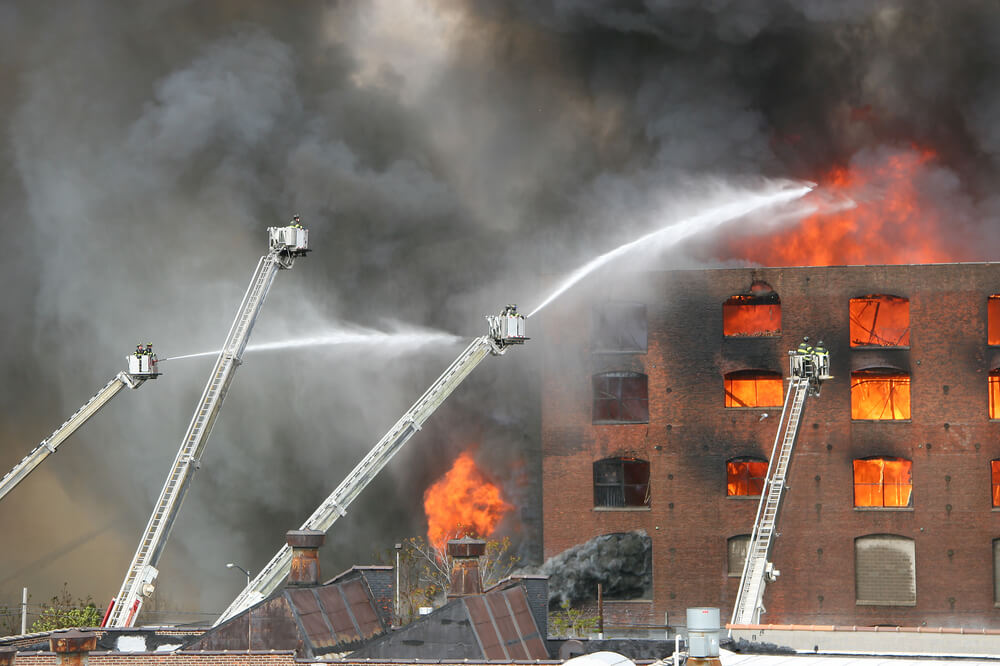 Do Commercial Buildings In Canada Require Third Party Fire