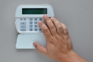 manage commercial intrusion alarm system codes