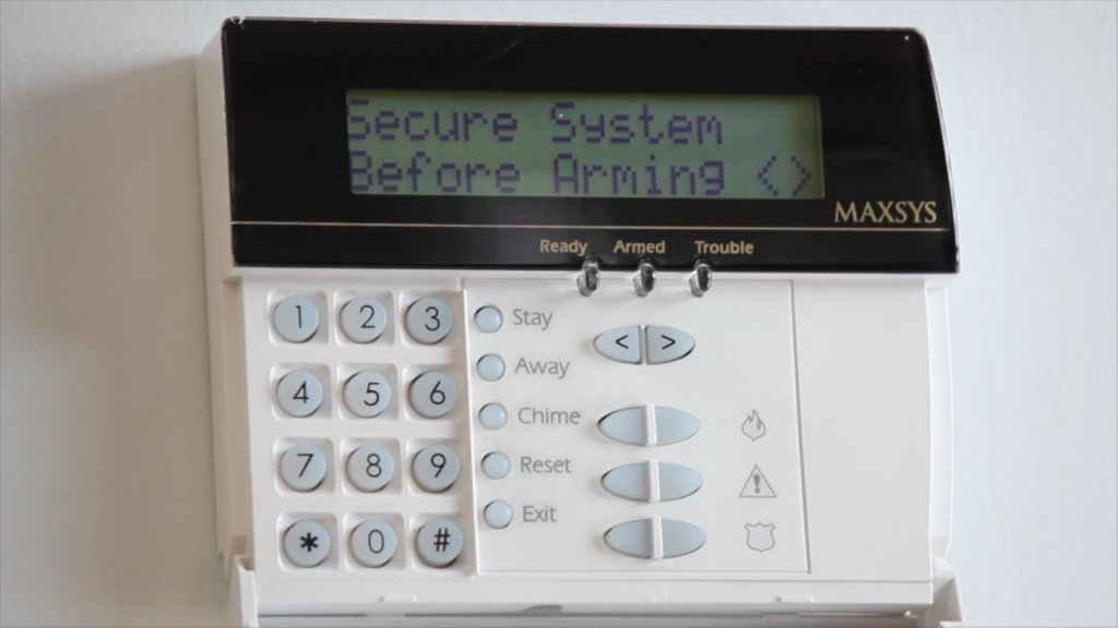 How to Check for an Open Zone on a DSC Maxsys 4020 Commercial Intrusion Alarm System Thumbnail