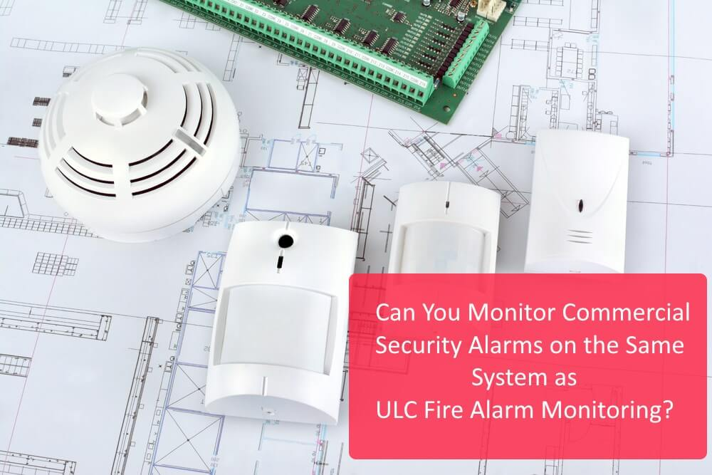 Can You Monitor Commercial Security Alarms On The Same