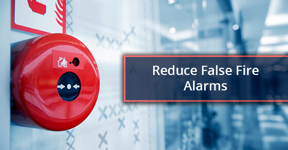 How To Reduce False Fire Alarms