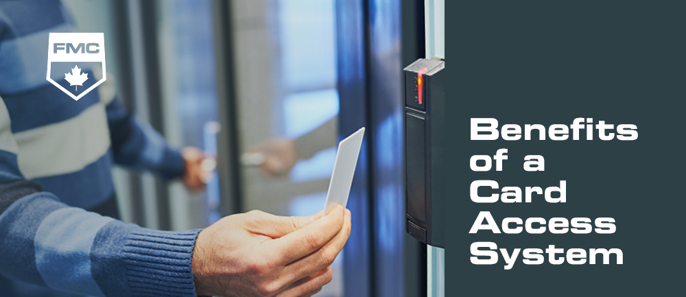 benefits of a card access system