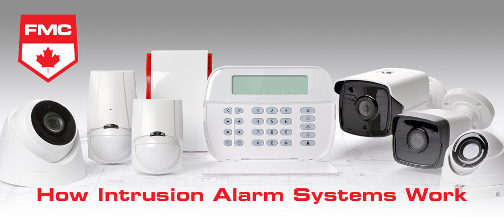 how intrusion alarm systems work image