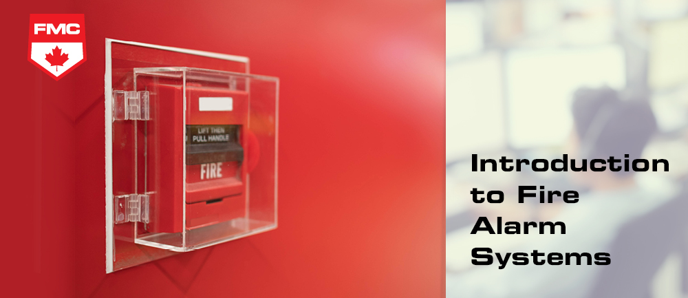 introduction to fire alarm systems banner image