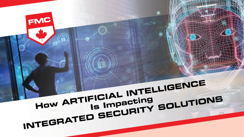 artificial intelligence and integrated security solutions blog header