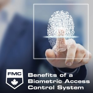 benefits of a biometric access control system