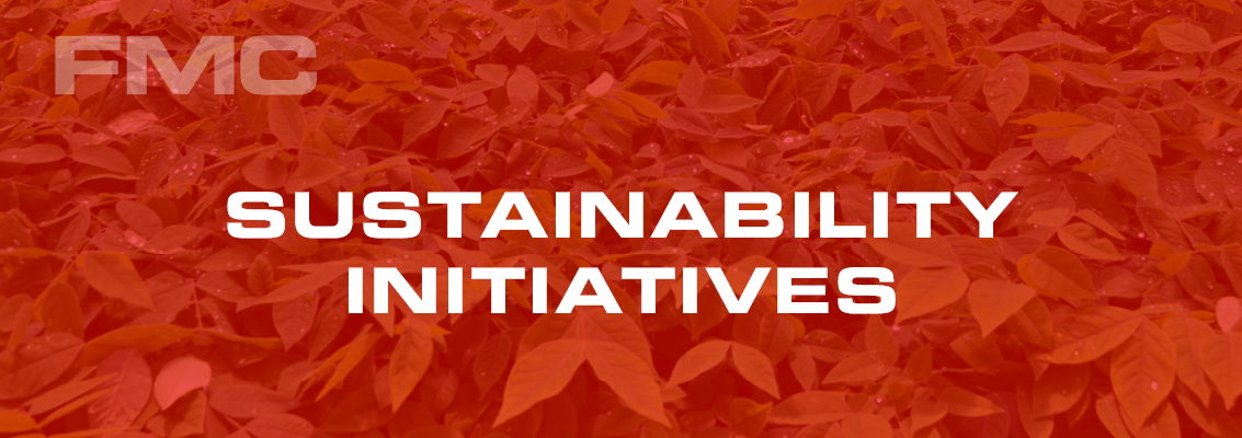 FMC sustainability page header image