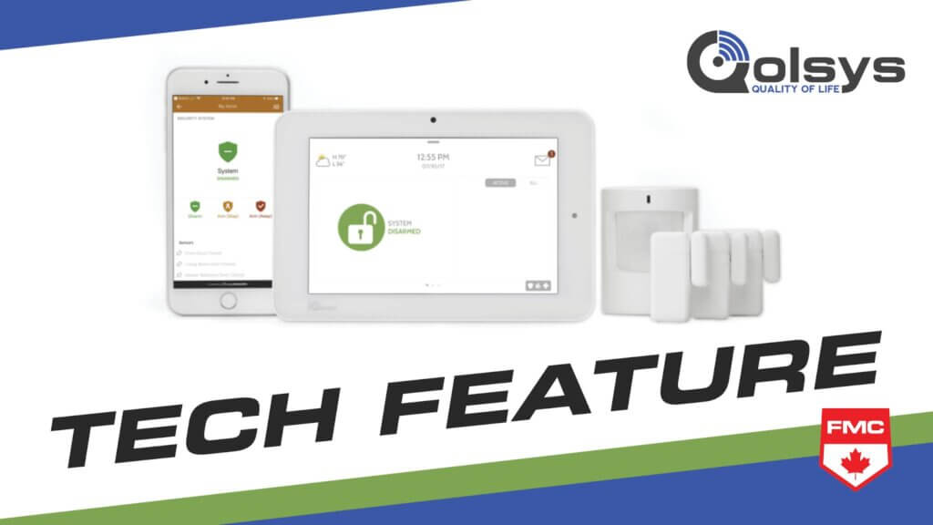 qolsys iq panel 2 tech feature header image