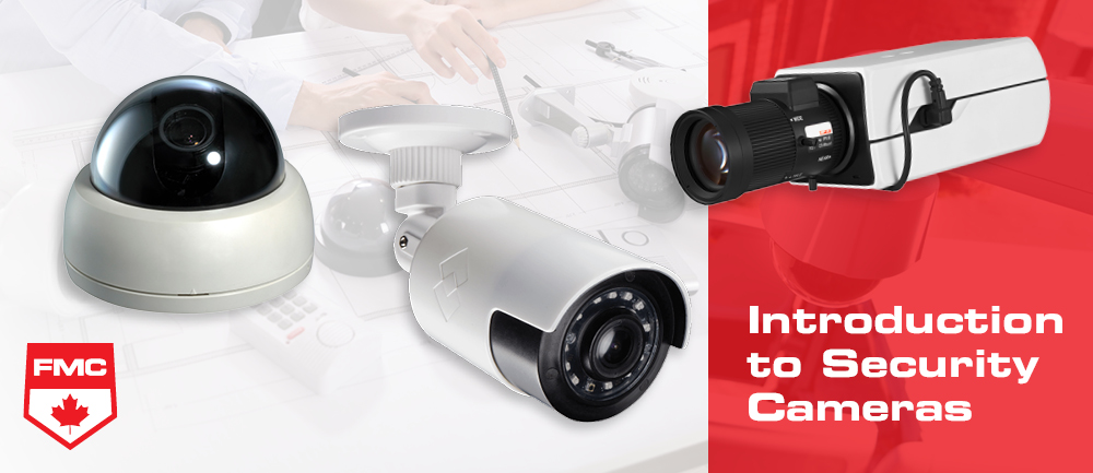 intro to security cameras banner image